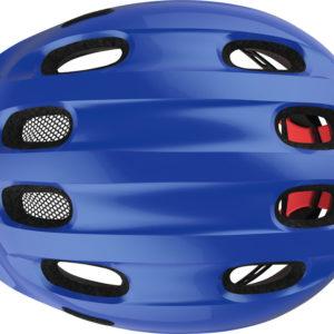Abus Smiley 2.1 Sparkling Blue - Casque vélo bébé - Tête à Casque - Top