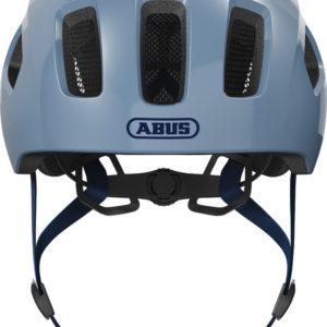 ABUS Youn-I 2.0 Glacier Blue - casque vélo enfant - Tête à Casque - Front