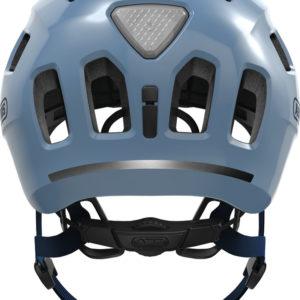 ABUS Youn-I 2.0 Glacier Blue - casque vélo enfant - Tête à Casque - Back