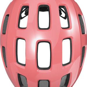 ABUS Youn-I 2.0 Living Coral - casque vélo enfant - Tête à Casque - Top