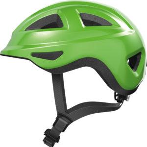 Abus Anuky 2.0 Sparkling Green - Casque vélo bébé - Tête à Casque
