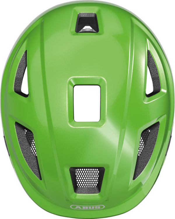 Abus Anuky 2.0 Sparkling Green - Casque vélo bébé - Tête à Casque - Top
