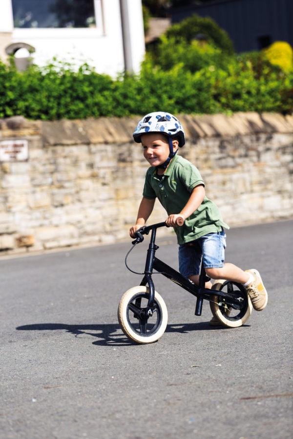 Abus Anuky 2.0 Blue Sea - Casque vélo bébé - Tête à Casque - Kid